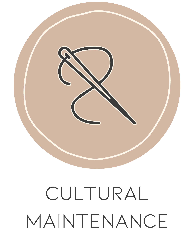 Cultural Maintenance